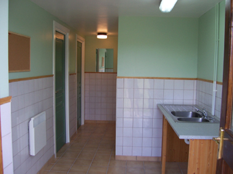 Our exceptional toilet & shower facilities